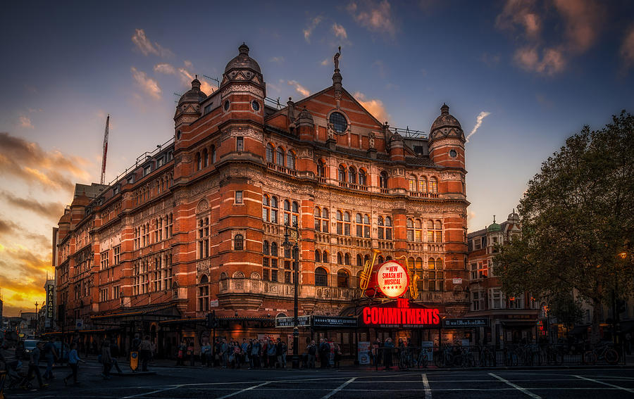 London Palace Theatre Photograph