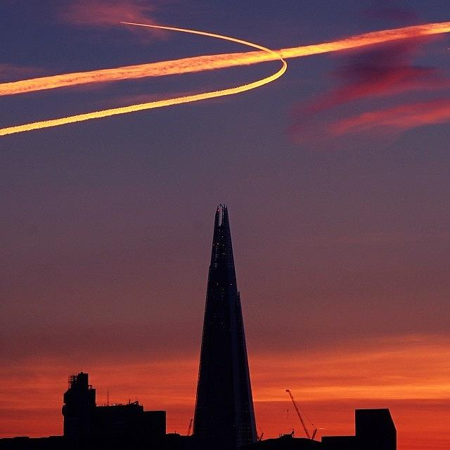 London Photograph - London Skyline : Summer Nights by Neil Andrews