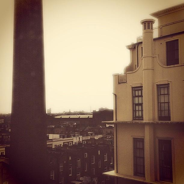 Building Photograph - #london #skyline #view #building by Ben Lowe