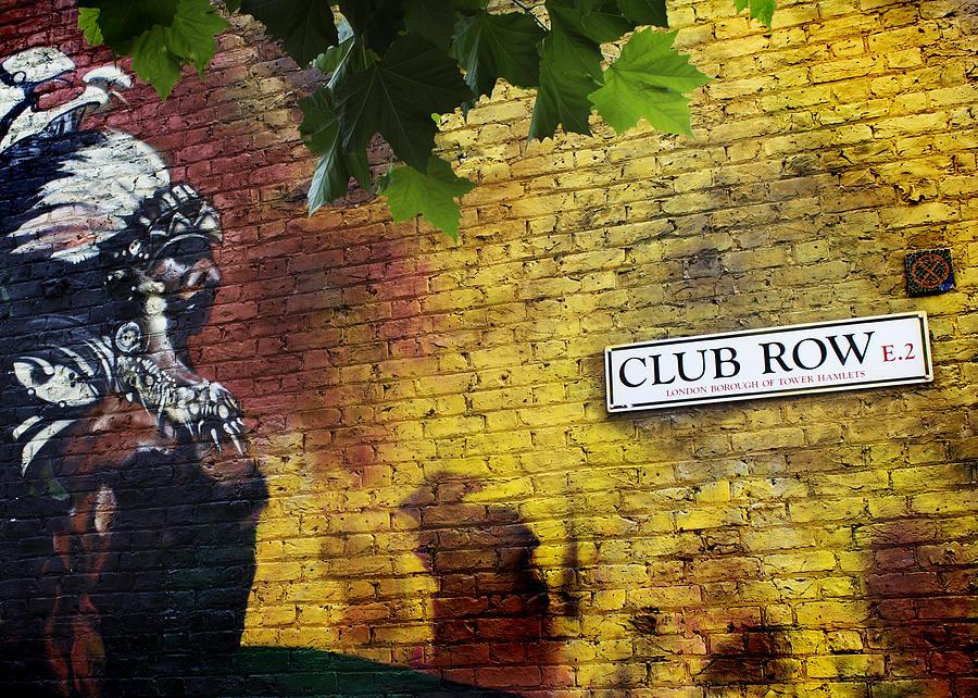 Public Art Photograph - London Street Art I by Ed Pettitt