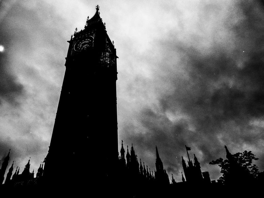 Londons Big Ben Photograph by S M  Hasan
