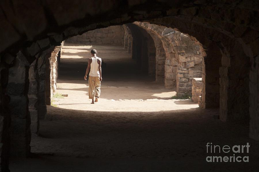 Lonely Hallway by James L Davidson