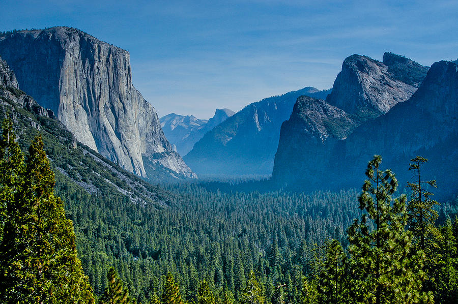 Valley Photograph - Lonesome Valley by Paul Johnson