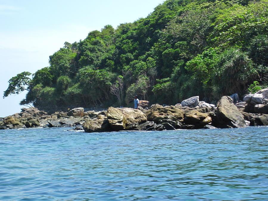 Phi Photograph - Long Boat Tour - Phi Phi Island - 0113199 by DC Photographer