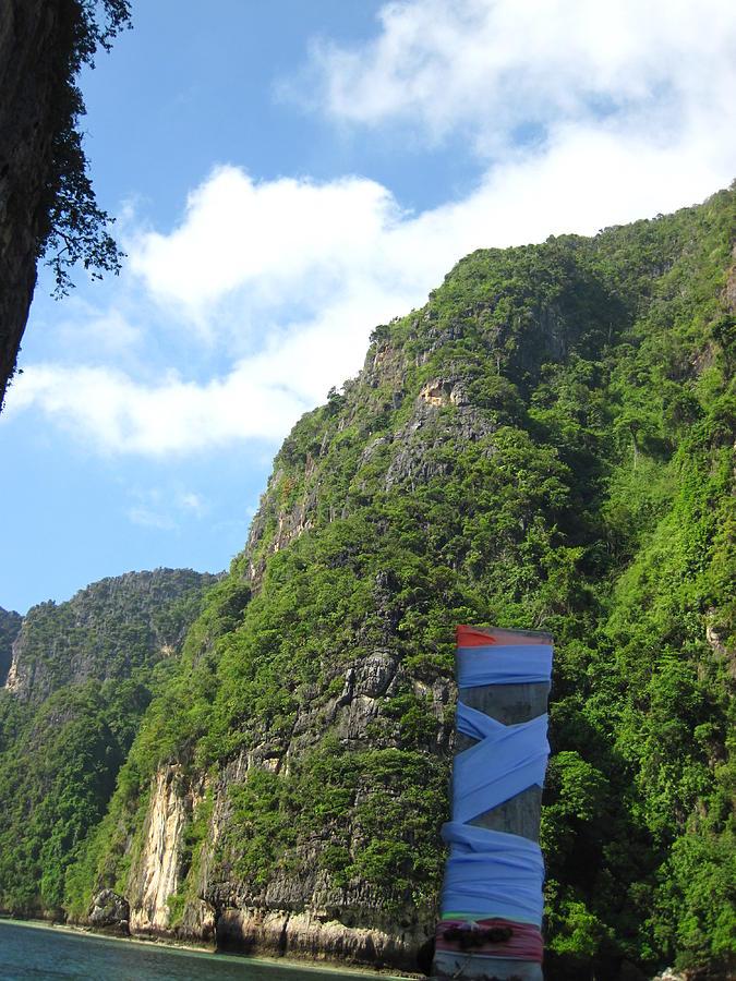 Phi Photograph - Long Boat Tour - Phi Phi Island - 011341 by DC Photographer