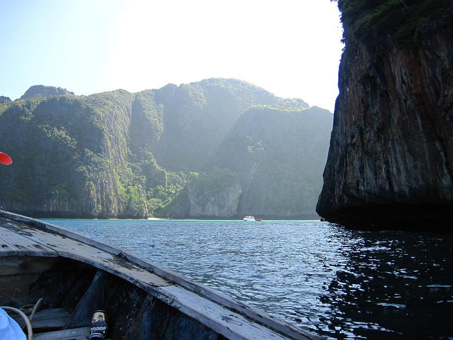 Phi Photograph - Long Boat Tour - Phi Phi Island - 011394 by DC Photographer