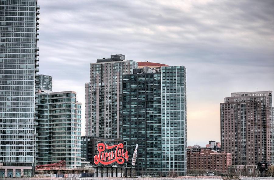 Long Island City Photograph - Long Island City by JC Findley