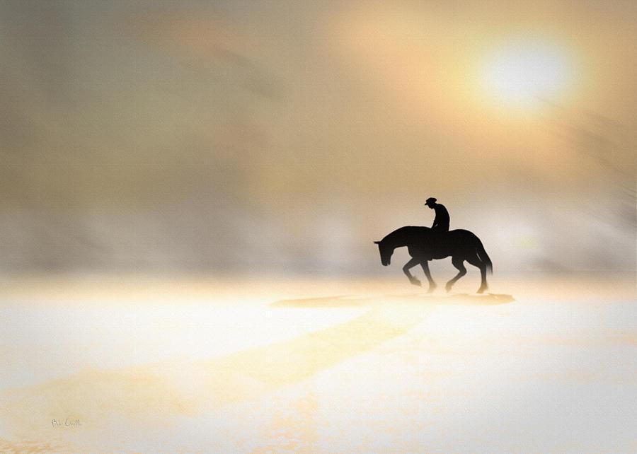 Dreamscape Photograph - Long Ride Home by Bob Orsillo