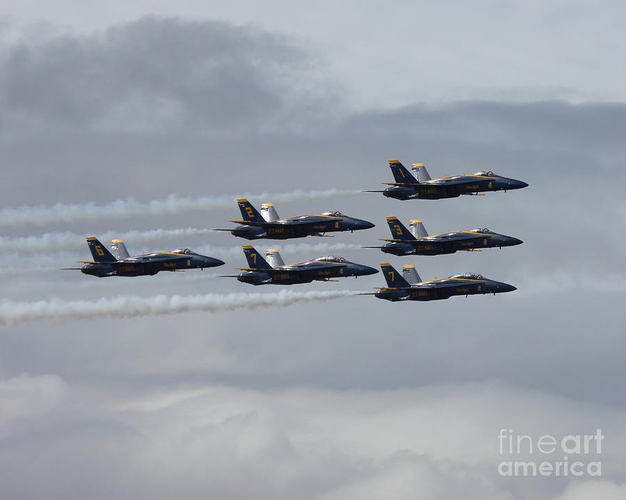 Usn Photograph - Longing For Blue Skies by Alex Esguerra