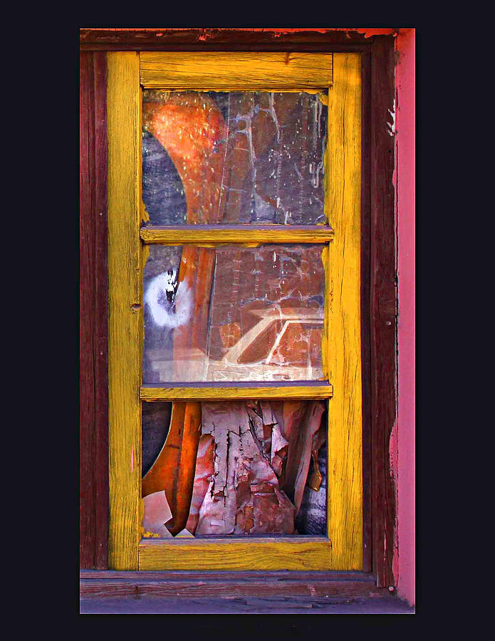 Architecture Photographs Photograph - Looking Glass by Kandy Hurley