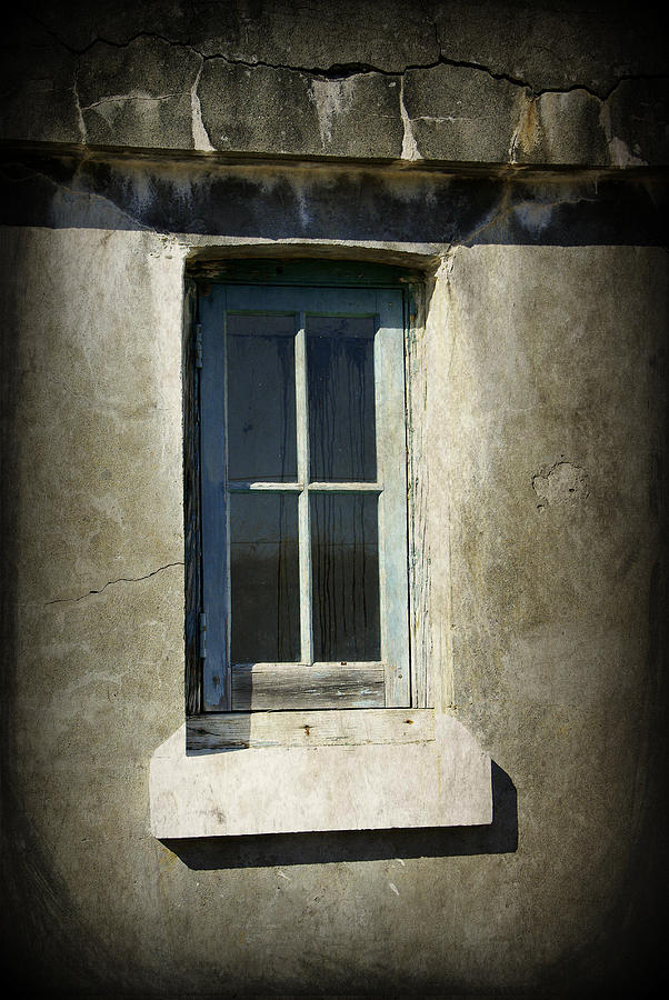 Window Photograph - Looking Inwards by Marilyn Wilson