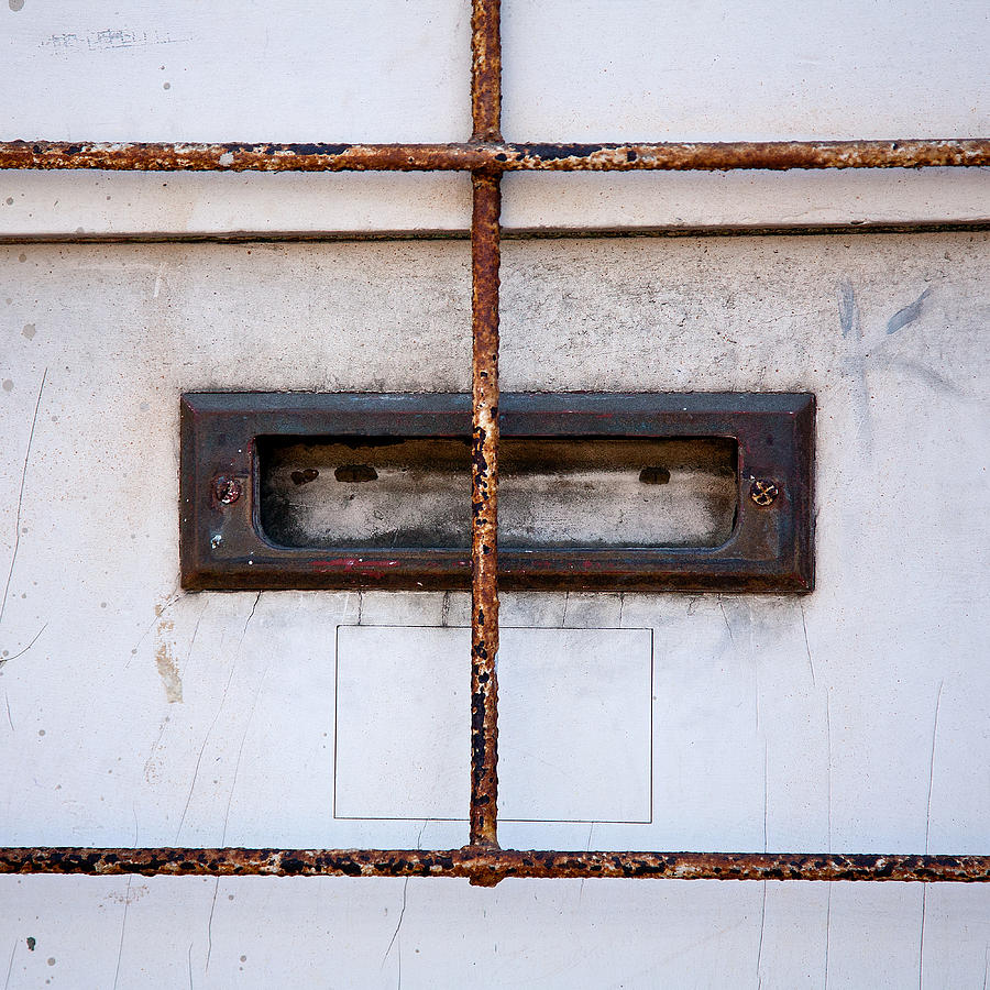 Architecture Photograph - Looking Out For The Mailman by Peter Tellone