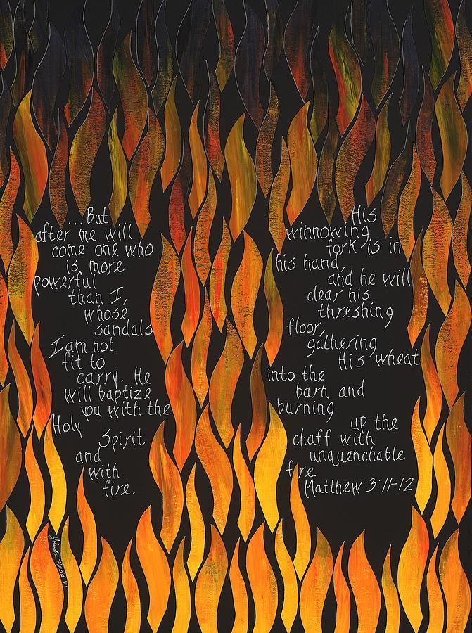 Lord of the Elements - Fire by Yolanda Redd