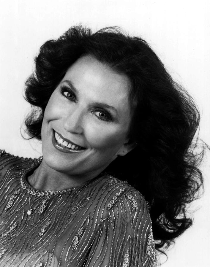 Classic Photograph - Loretta Lynn Close Up by Retro Images Archive