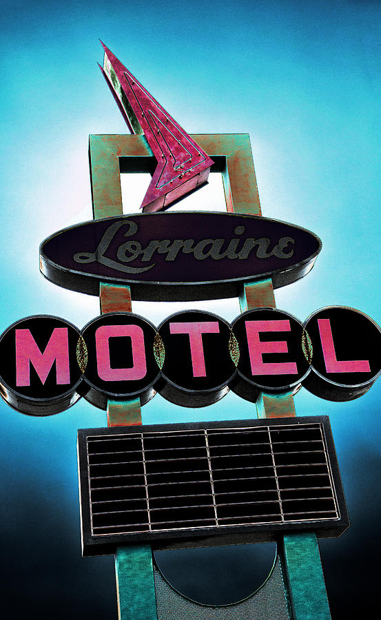 Memphis Photograph - Lorraine Motel by Stephen Stookey