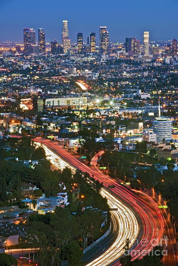 Los Angeles Evening
