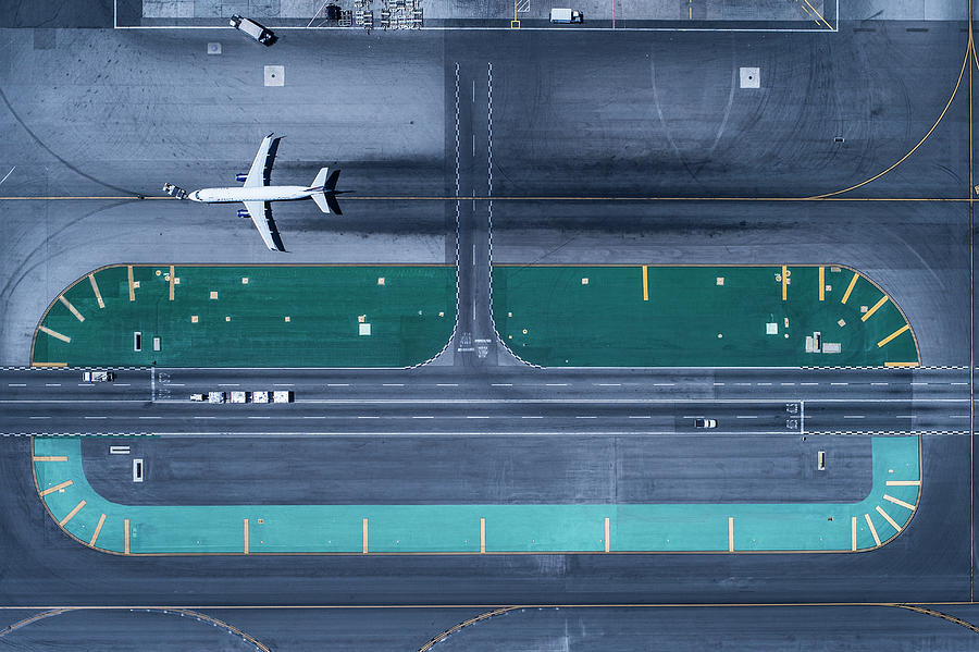 Los Angeles International Airportlax Photograph by Michael H