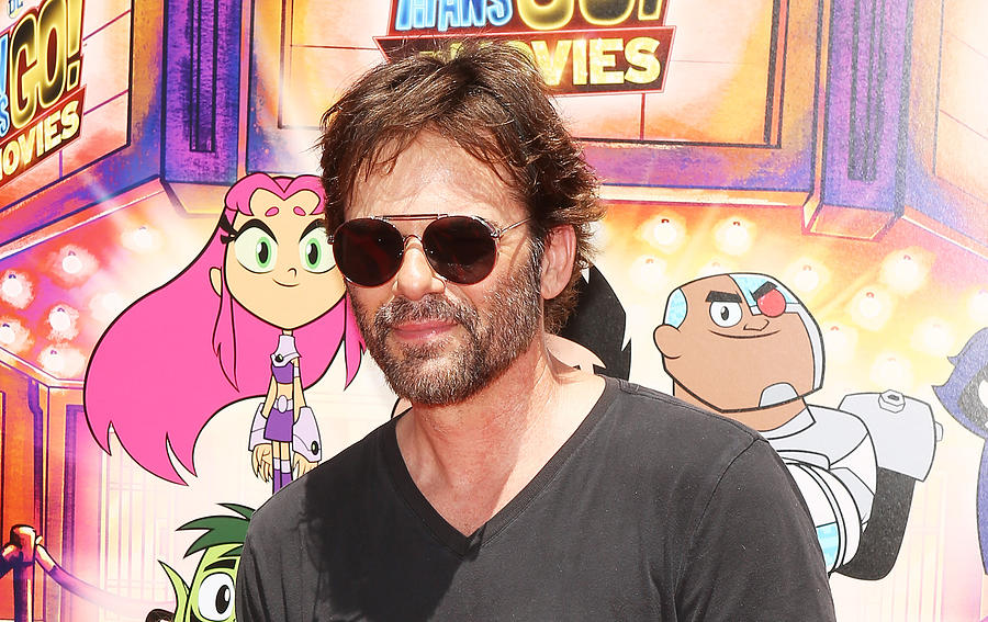 Los Angeles Premiere Of Warner Bros. Animations Teen Titans Go! To The Movies - Arrivals Photograph by Michael Tran