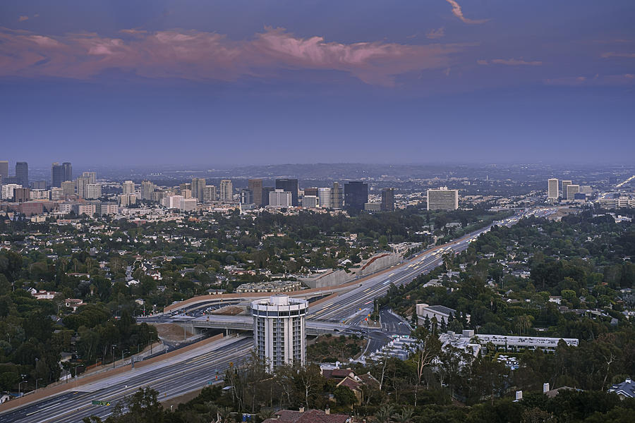 Los Angeles Photograph - Los Angeles by Pro Shutterblade