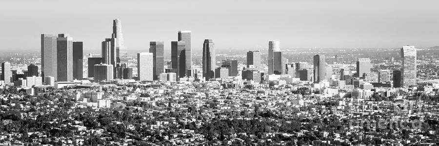 Best place to take pictures of los angeles skyline