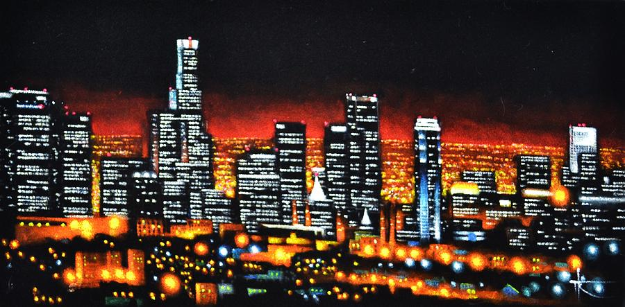 Los angeles painting by thomas kolendra for Painting in los angeles