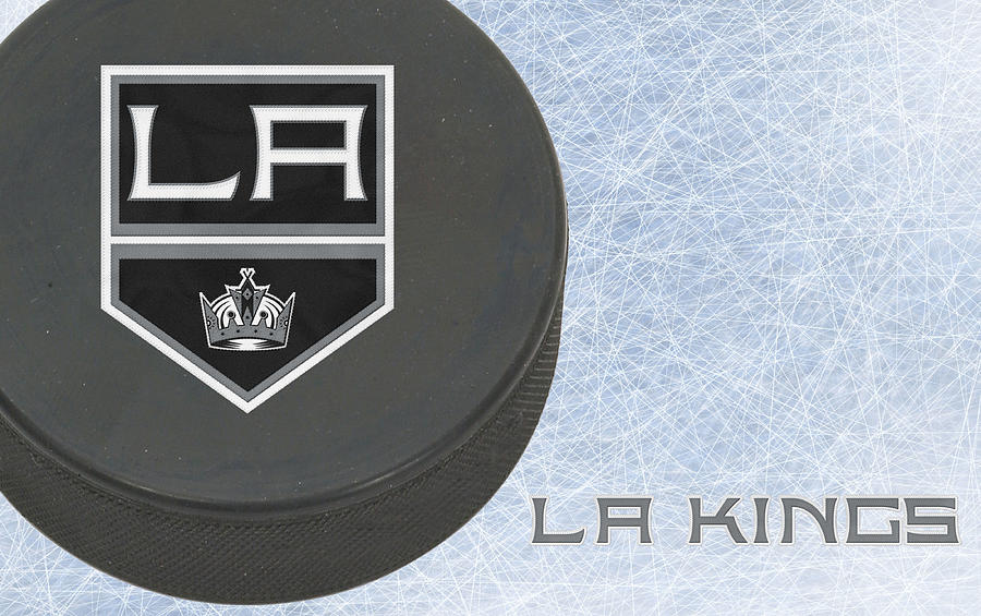 Kings Photograph - Los Angles Kings by Joe Hamilton