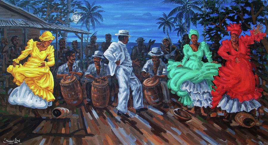 Puerto Rican Artists And Their Paintings