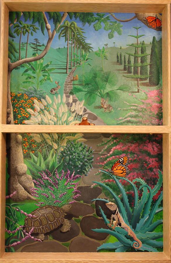 Los Feliz Fantasy by Amanda  Lynne
