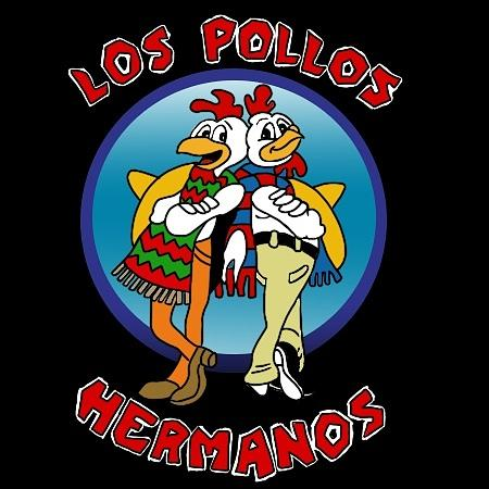 Los Pollos Hermanos Digital Art by Daniel Sallee