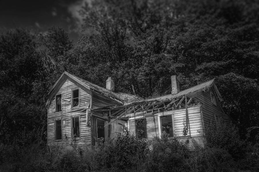House Photograph - Lost and Alone by Scott Norris