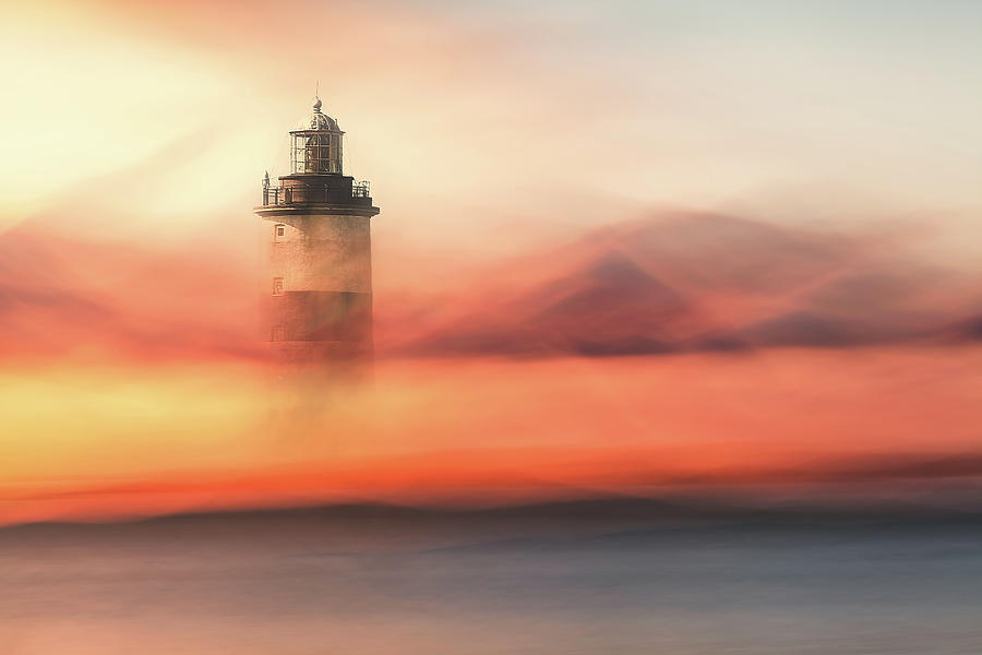 Lost At Sea Photograph by Gustav Davidsson