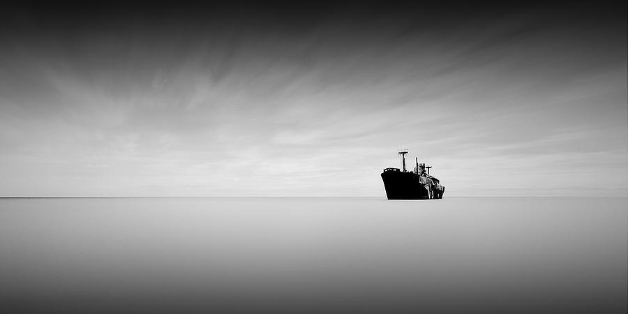 Lost At Sea Photograph by Mihai Florea