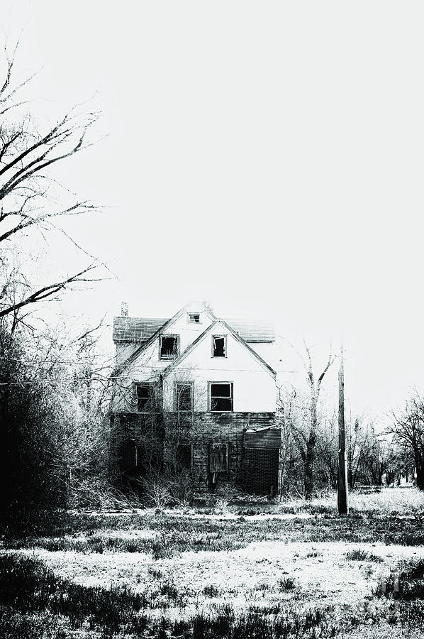House Photograph - Lost In Despair by Margie Hurwich