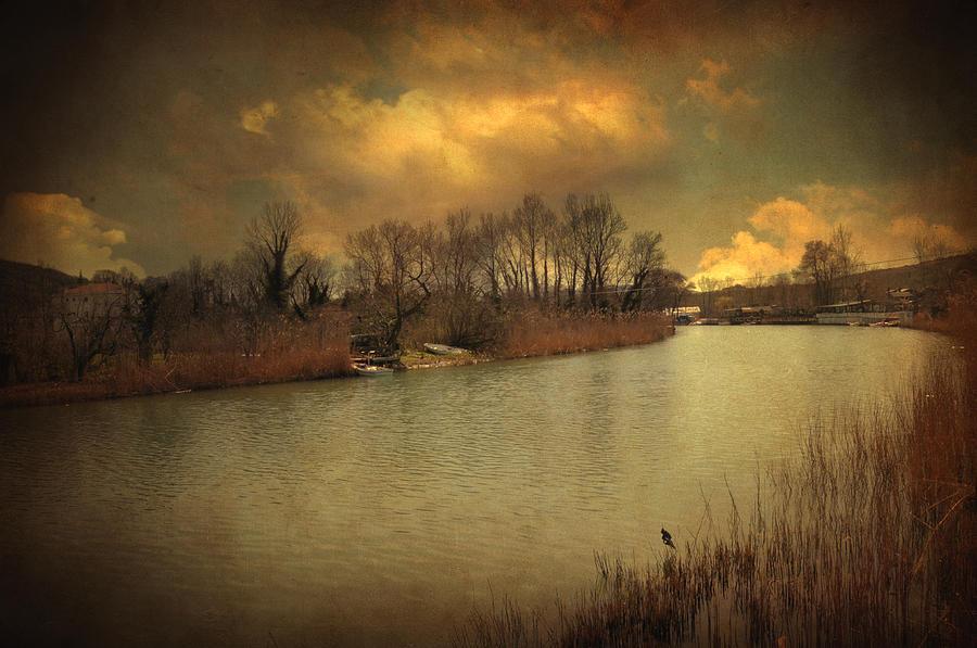 Beautiful Photograph - Lost In Life by Taylan Apukovska