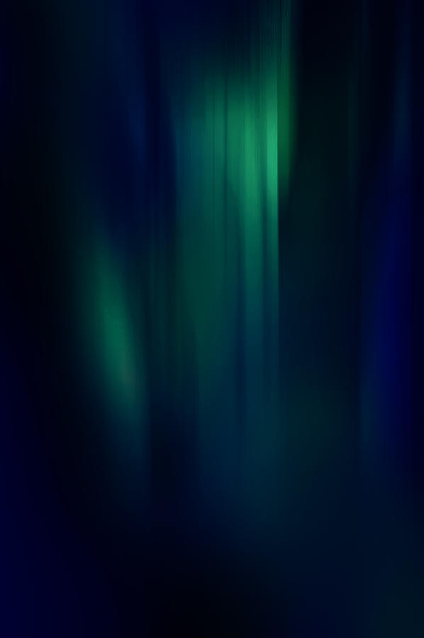 Abstract Photograph - Lost In The Enchanting Forest  3 by Jenny Rainbow