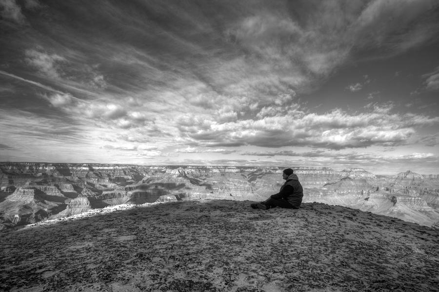 Landscape Photograph - Lost In Thoughts by Kiril Kirkov