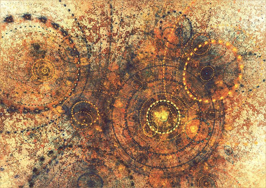 Lost In Time Digital Art