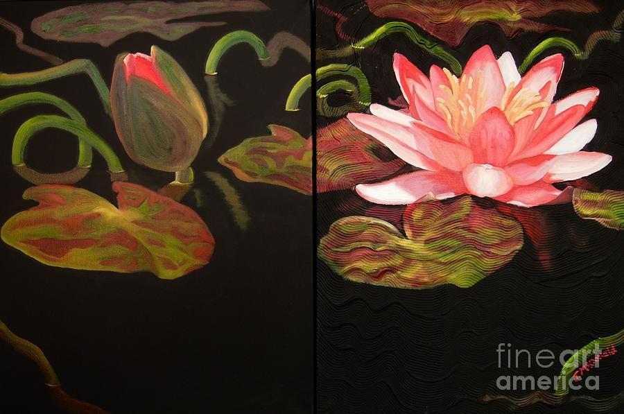 Lotus Bud to Bloom by Janet McDonald