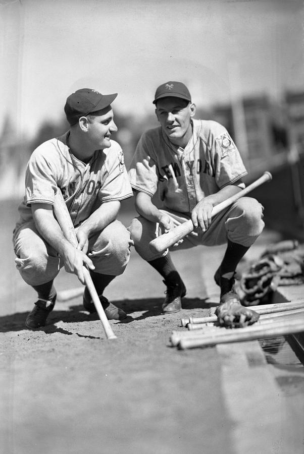 George Photograph - New York Yankees  by Retro Images Archive