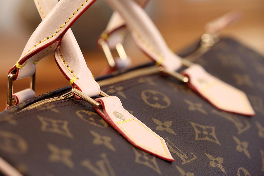 Louis Vuitton bag Photograph by _laurent