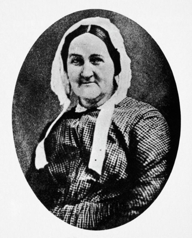 19th Century Photograph - Louisa Whitman (d by Granger