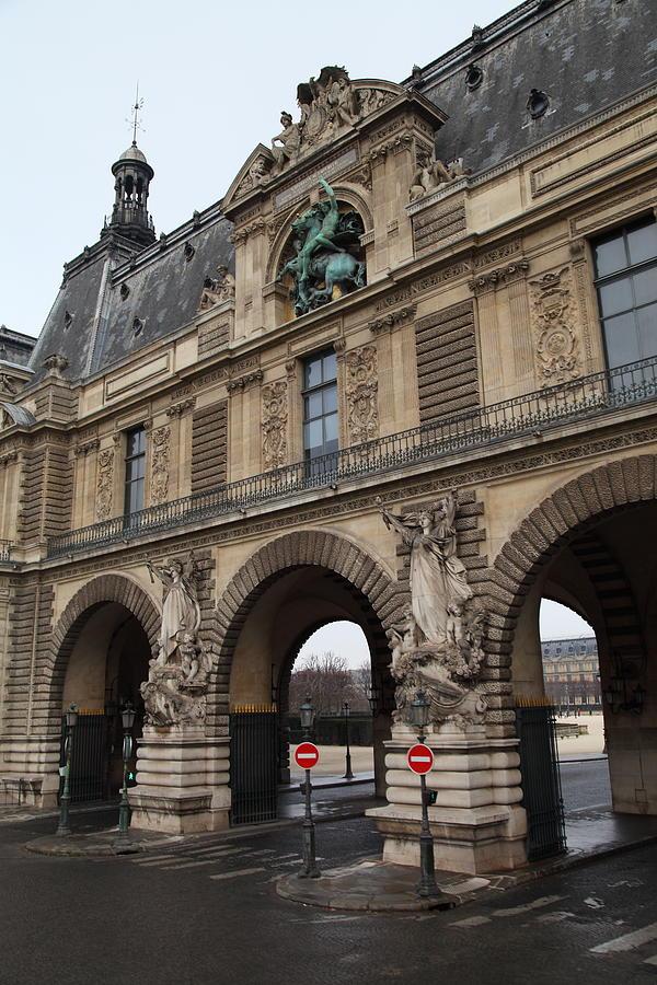 Paris Photograph - Louvre - Paris France - 011334 by DC Photographer
