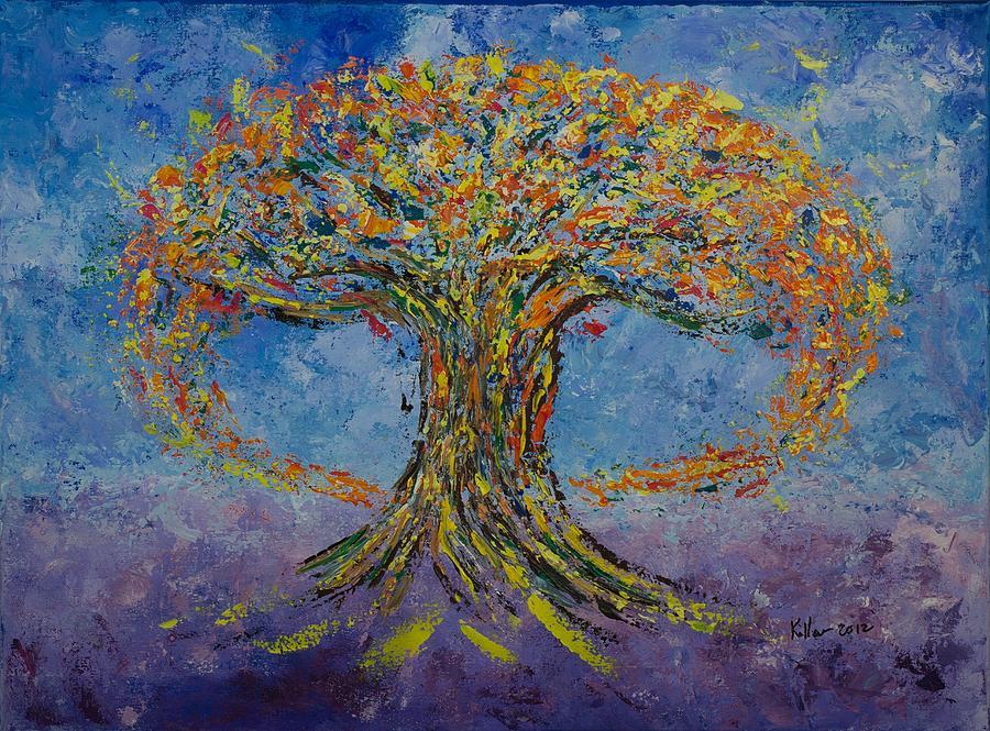 Killen Painting - Love #2 by William Killen