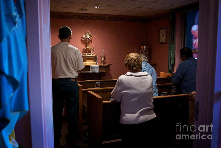 Jesus Photograph - Love and Devotion by Frank J Casella