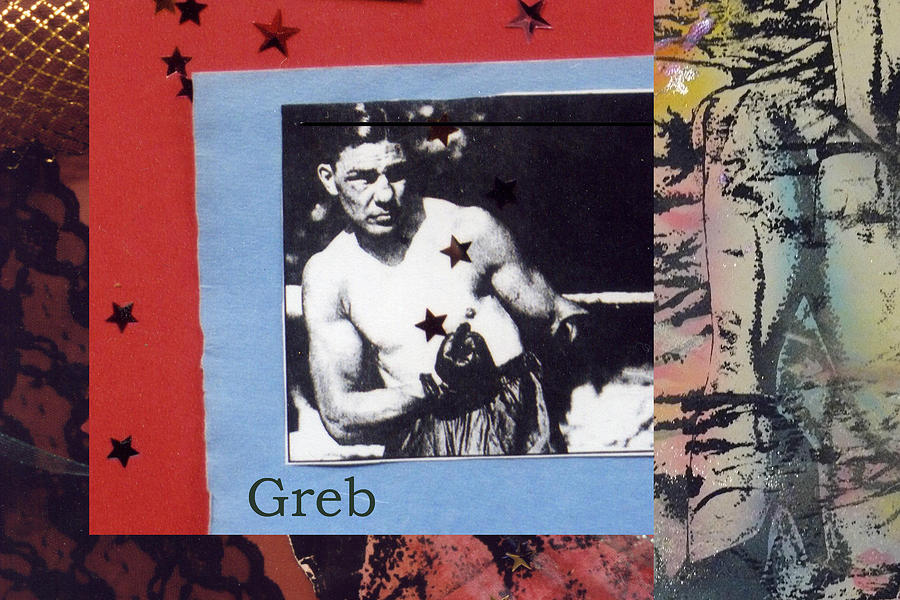 Love and War Greb by Mary Ann Leitch