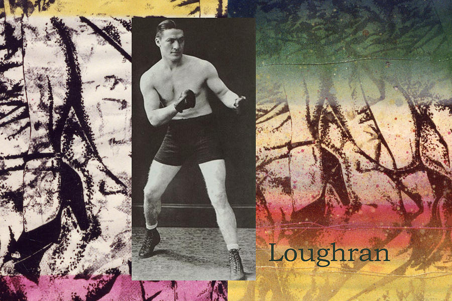 Love and War Loughran by Mary Ann Leitch