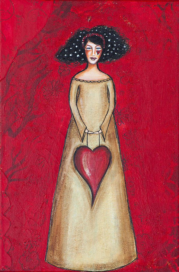 Love bringer by Stanka Vukelic