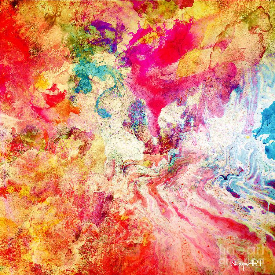 Love Digital Art - Love by Donika Nikova