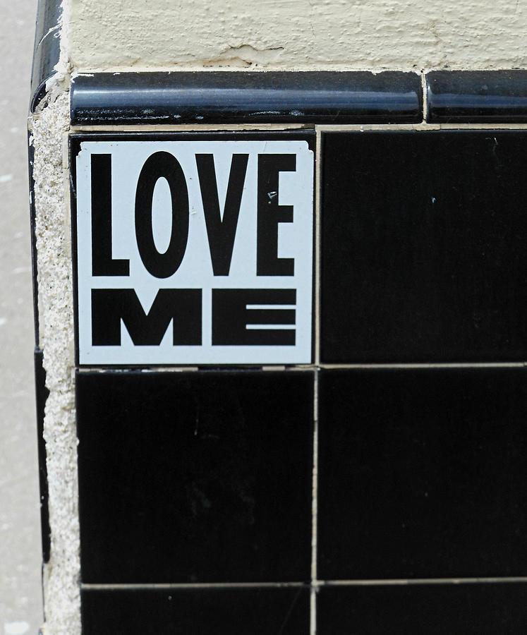 Love Photograph - Love Me by Gia Marie Houck