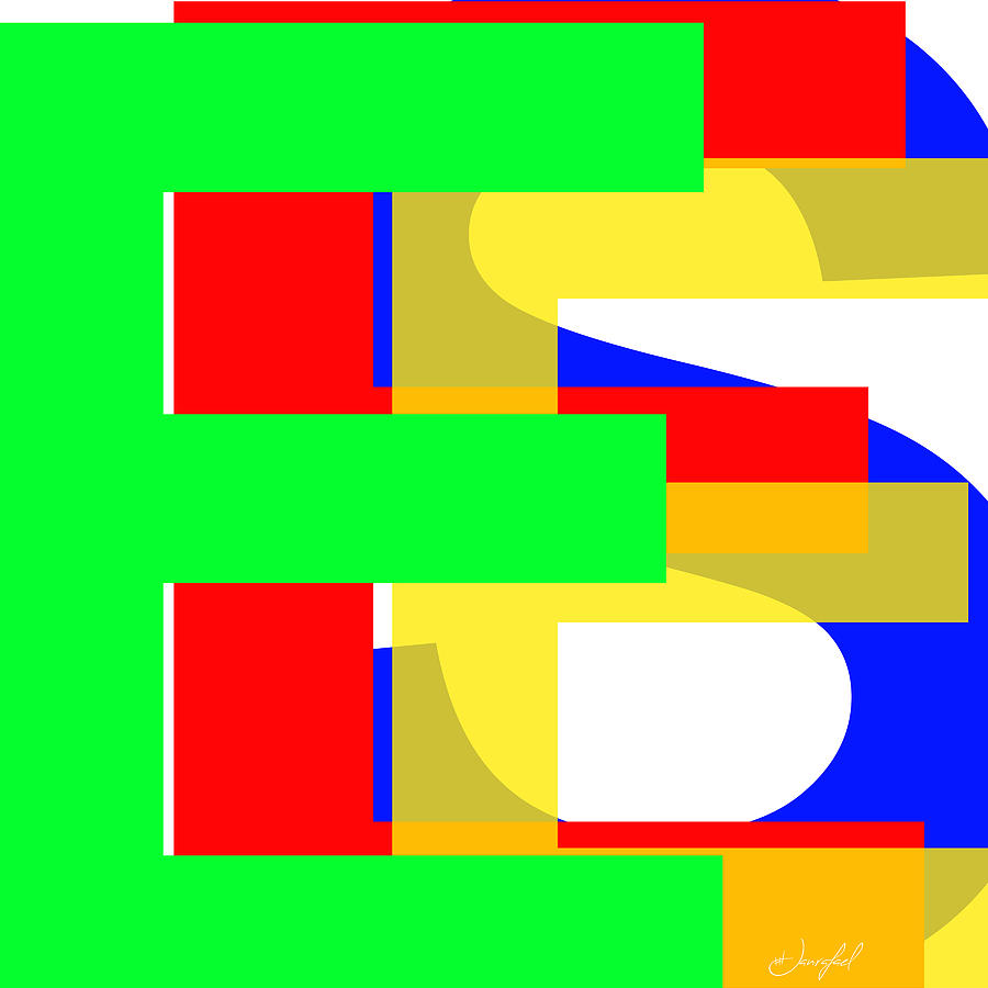 Love More Hate Less  Part Four Digital Art